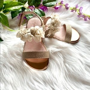 NEW cynthia rowley toddler sandals